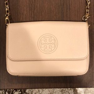 Tory Burch! Blush pink!